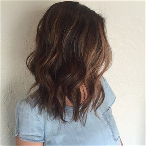 Brown Medium Hairstyles by Best 25 Medium Brown Hair Ideas On Medium