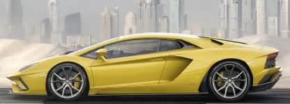 Lamborghini Aventador Lamborghini Aventador S Is A Sleek 740 Hp