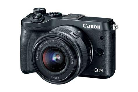 Canon Eos M6 Kit 15 45mm Is Stm eos m6 ef m 15 45mm is stm kit