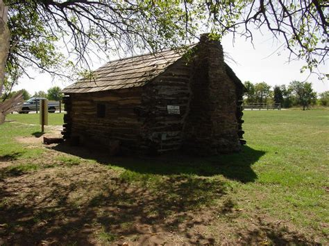 Wilder Log Cabin the house on the praire log cabin house on