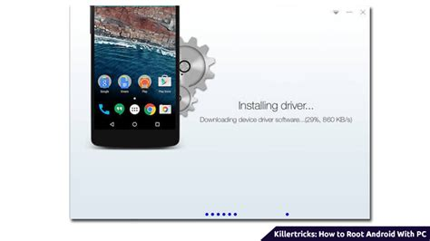 root android phone how to root android device using pc 2017