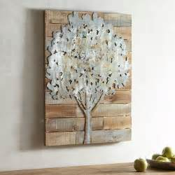Pier 1 Wall Decor by Rustic Tree Planked Wall Decor Pier 1 Imports
