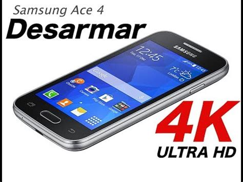 Flipcover Samsung Galaxy Ace Next G313 desarmar samsung galaxy ace 4 g313