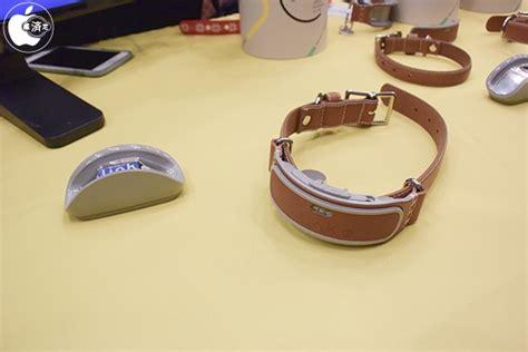 link akc smart collar ces2017 link akc 犬向けのインテリジェント首輪 link akc smart