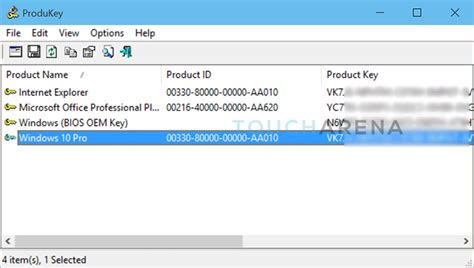 How To Find Giveaways - how to find windows 10 product key touch arena