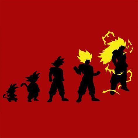 Goku Saiyan2 Tshirt Gildan 1516 best images about on android
