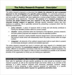 Government Policy Template by Sle Policy Template 9 Free Documents In Pdf