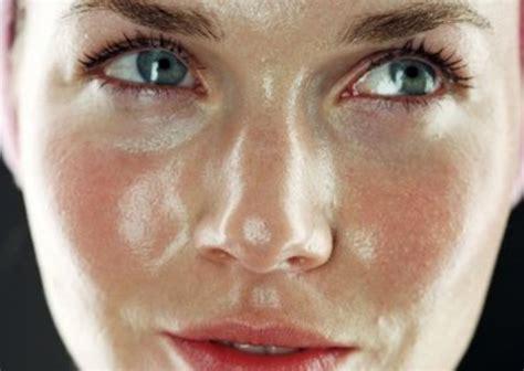 Wajah Di cara uh untuk menghilangkan minyak di wajah