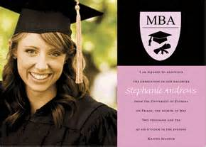 Mba Disease mba photo pink and black graduation announcements photo