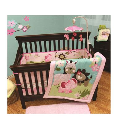 Crib Bedding Toronto Baby S 174 On Safari 5 Crib Set Sears Canada Toronto