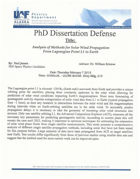 doctoral dissertations phd thesis length