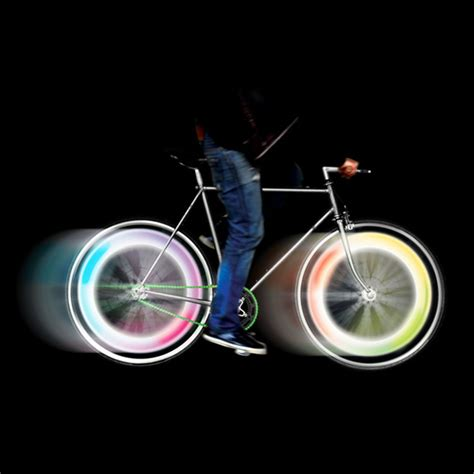 Bike Lights by Mathmos Bike Wheel Lights Ivip Blackbox