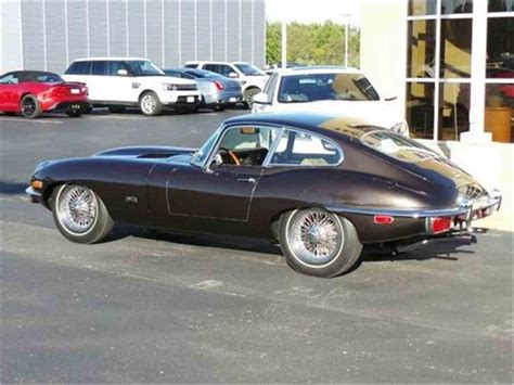 71 jaguar xke 1971 jaguar xke for sale classiccars cc 601761