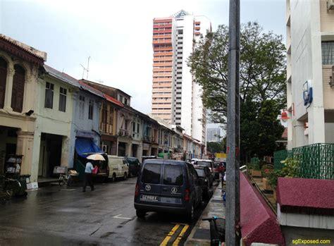 singapore exposed singapore light district desker road