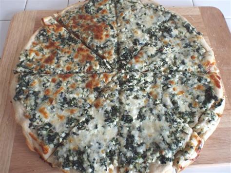 cooking with cottage cheese recipes cottage cheese and spinach pizza