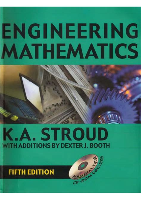 Matematika Untuk Teknik K A Stroud engineering mathematics 5th ed by k a stroud
