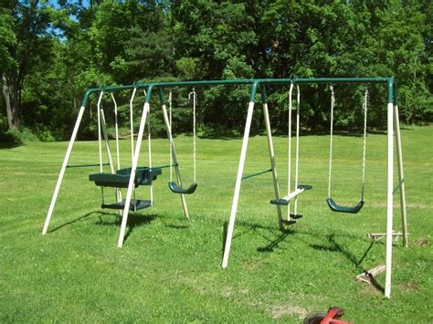train swing set hilton real estate contents auction