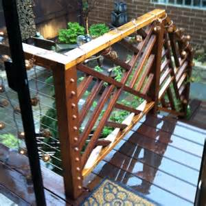 aluminum deck railing systems san francisco to new york 63 best creative deck railing ideas images on
