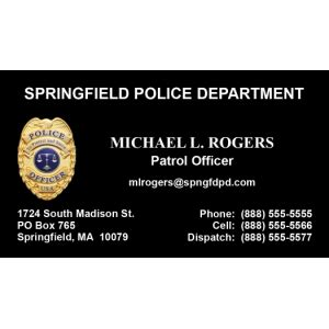 enforcement id card template enforcement business cards gallery business card