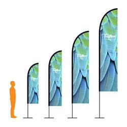 feather flag venture banners