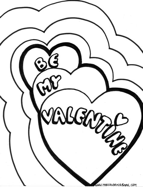 free printable valentine day coloring pages belogseppot