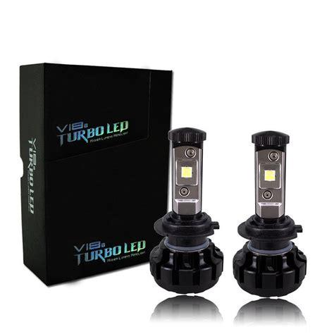 H1 Led 40w T1 Turbo Led 6000k Bright store bright v18 upgrade cree 40w h7 car led headlight l conversion kit turbo