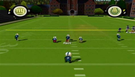 backyard football 10 backyard football 10 for microsoft back yard flag football backyard flag football