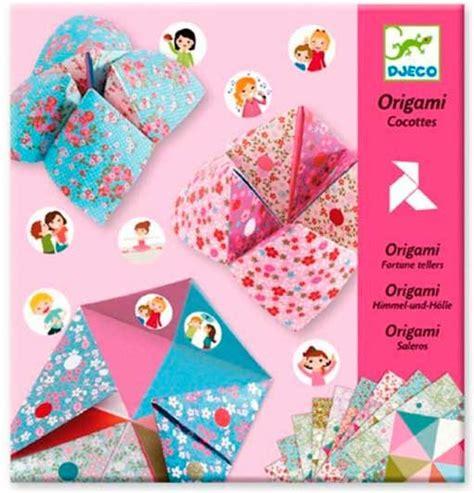 Djeco Origami - papier do origami djeco ambelucja pl ksi艱蠑ki dla dzieci