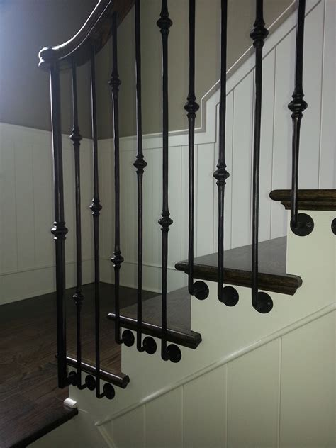 metal banister spindles metal baluster custom stairs artistic stairs