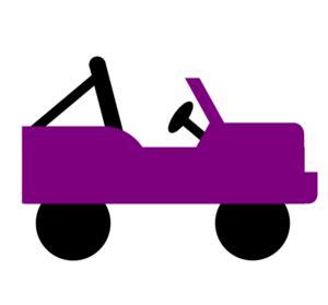 yellow jeep clipart purple jeep clip at clker com vector clip