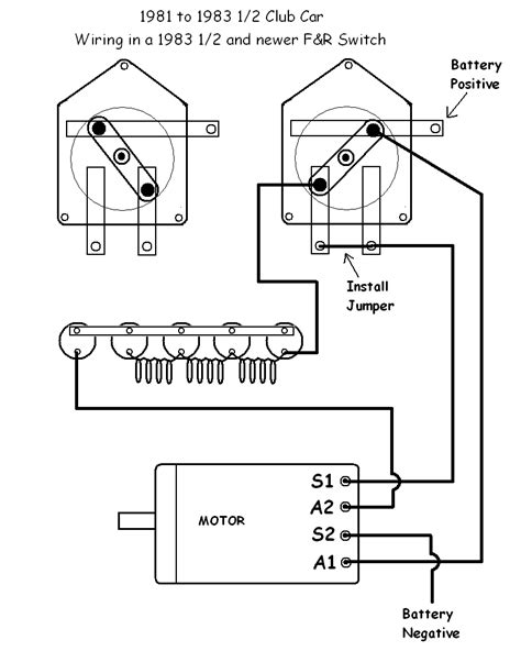 ezgo 36 volt battery diagram wiring diagram with description