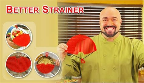 Alat Masak Dapur Egg Timer better strainer expandable fits penyaring air