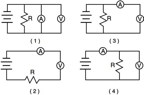 connecting resistors how to connect ammeter to resistor 28 images series connection diagram images power