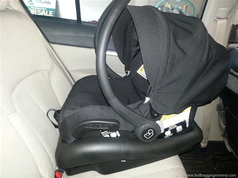 maxi cosi baby car seat installation maxi cosi mico ap infant car seat review part 2 giveaway