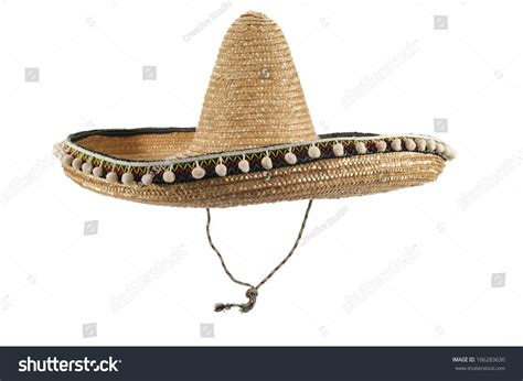 How To Make A Sombrero Hat Out Of Paper - sombrero hat stock photo 106283630
