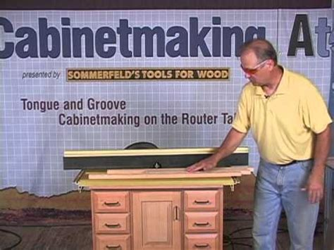 sommerfeld s tools for wood router tables made easy with
