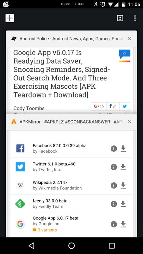 chrome apk for android chrome dev 53 adds flag to show tab colors in tab manager ui apk