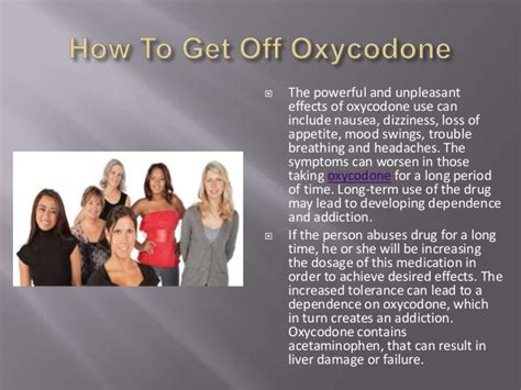 percocet mood swings how to get off oxycodone