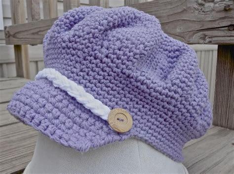 free pattern newsboy hat newsboy hat free pattern wear on head pinterest