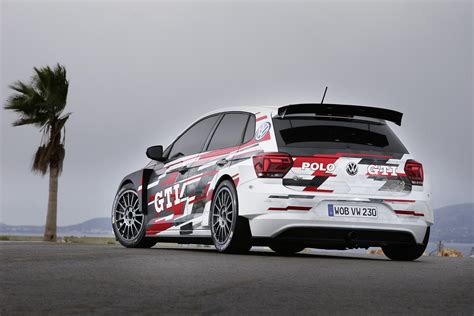 volkswagen race car volkswagen polo gti r5 customer race car unveiled