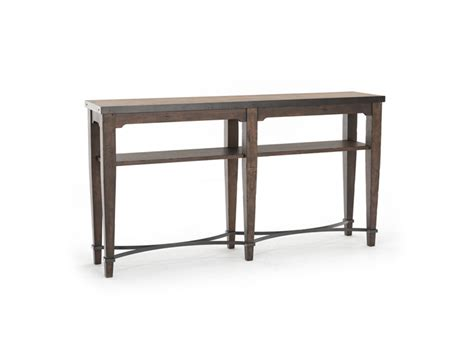 sofa table ls steinhafels trisha yearwood ginkgo sofa table