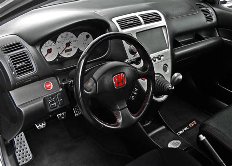 Honda Civic Ep3 Interior by 2005 Honda Civic Si Specs