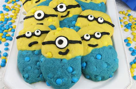 minions mm cookies  sisters