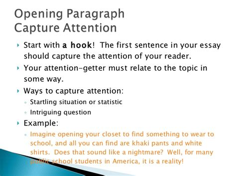 Persuasive essay graphic organizer attention grabbing