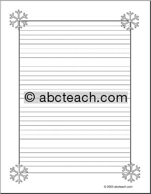 printable writing paper upper elementary elementary handwriting paper hand writing