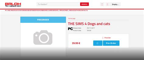 sims 4 cats and dogs release date slovakian retailer lists the sims 4 cats and dogs expansion pack the sims forums