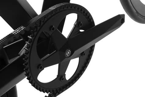 carbon fiber bicycle is inspired by the famous stealth