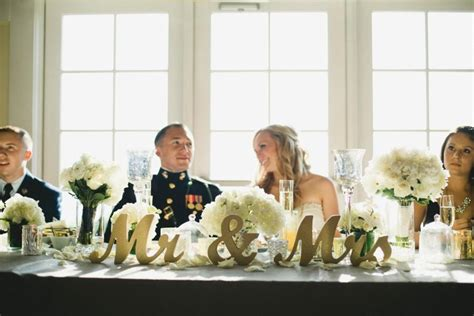 mr and mrs table decoration mr and mrs wedding signs for table decor wooden