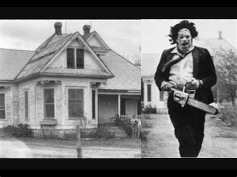 texas chainsaw house dining with leatherface the texas chainsaw massacre house kingsland tx youtube