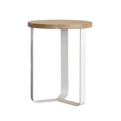 Table De Nuit Metal by Table De Nuit M 233 Tal Bois Design Lola Amobois